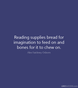 Reading supplies bread for 