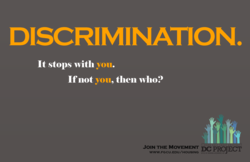 DISCRIMINATION.