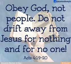 jesusisolifestyle 