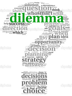 choosing
