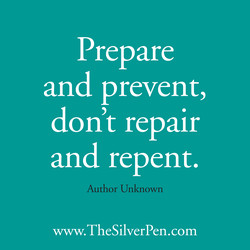 Prepare