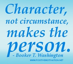 Character,