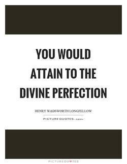 YOU WOULD 
