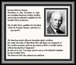 Norman Mattoon Thomas 