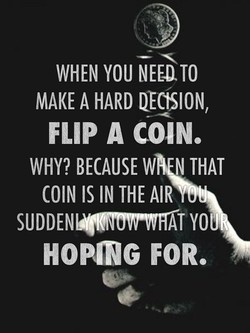 WHEN YOU NEEL TO