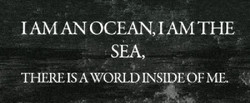 1 AMANOCEAN,IAMTHE 