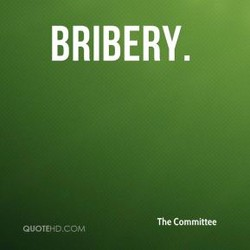 BRIBERY. 