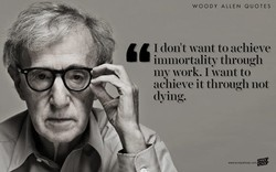 WOODY ALLEN QUOTES 