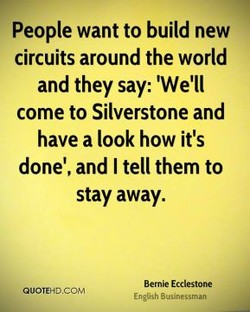 People want to build new
