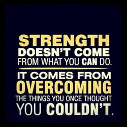 STRENGTH 