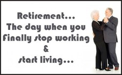 Retirement... 