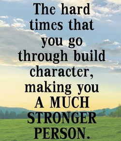 The hard 