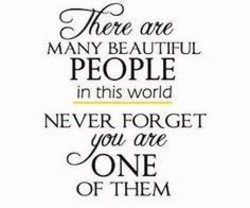 MANY BEAUTIFUL 