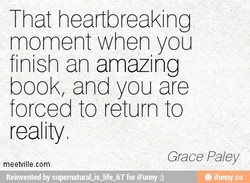 That heartbreaking 