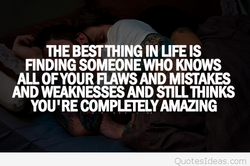 THE BESTTHING IN LIFE IS 