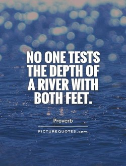 NO ONE TESTS