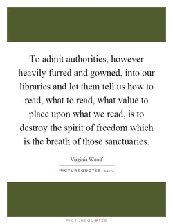 To admit authorities, however 