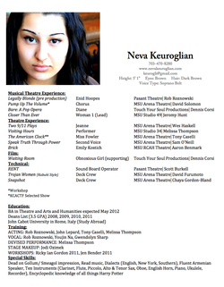 Neva Keuroglian 