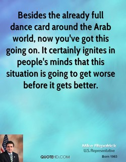 Besides the already full 
