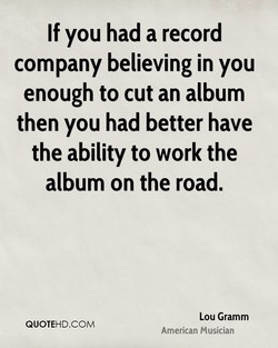 If you had a record 
