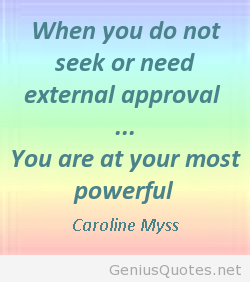 When you do not 