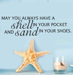MAY YOU ALWAYS HAVE A 