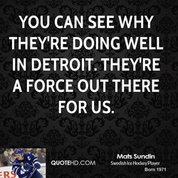 YOU CAN SEE WHY 
