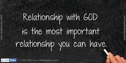 Relationship with COD 