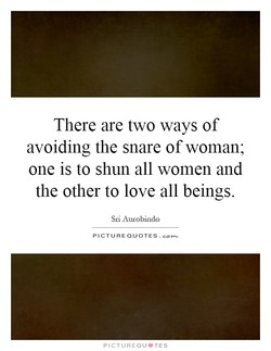 There are two ways of 