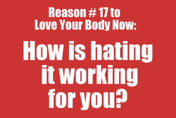 Reason # 17 to 