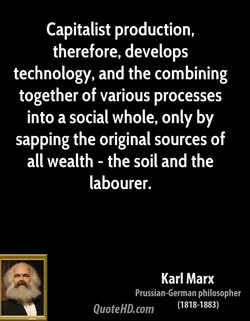 Capitalist production, 