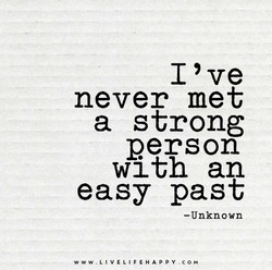 never met 