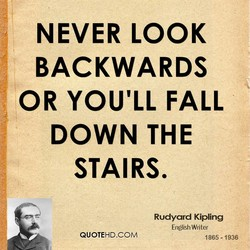 NEVER LOOK