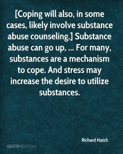 [Coping will also, in some 