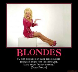 BLONDES 