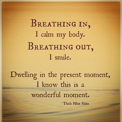 BREATHING IN,