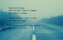 There are thing s 