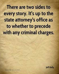 There are two sides to 