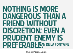 NOTHING IS MORE
