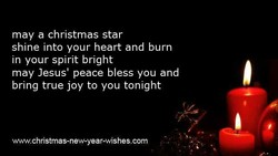 may a christmas star 