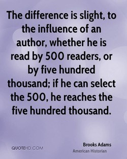 The difference is slight, to 