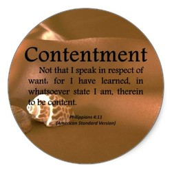 Contentment 