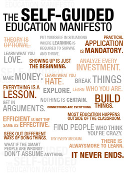 THE SELF-GUIDED 