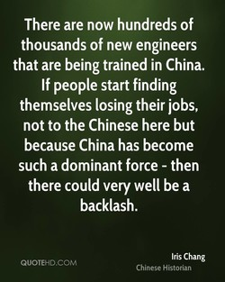 There are now hundreds of 