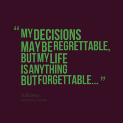 MYDECISIONS 