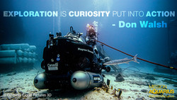 EXPLORATION IS CURIOSITY PUT INTO ACTION 