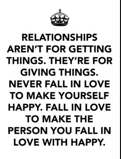 RELATIONSHIPS 