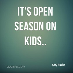 IT'S OPEN 