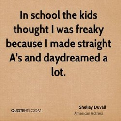 In school the kids 