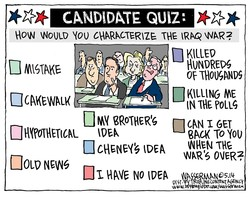 * CANDIDATE QUIZ: v * 